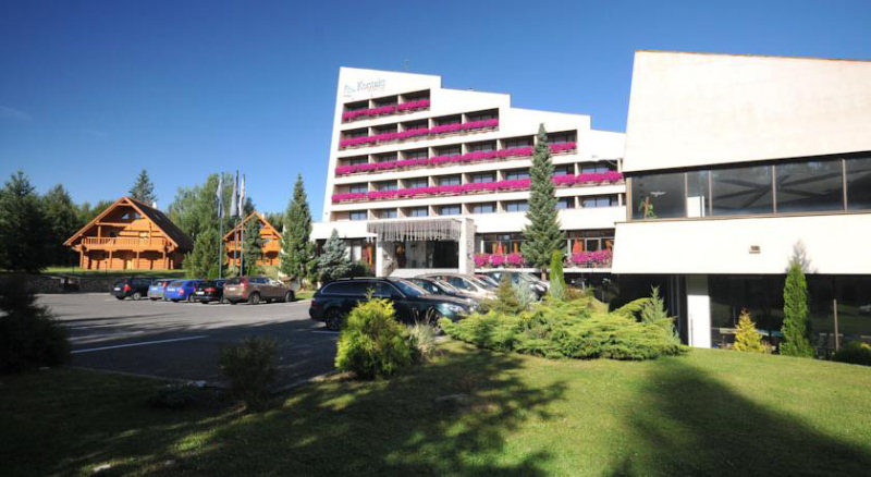 Contact Wellness hotel Tatry