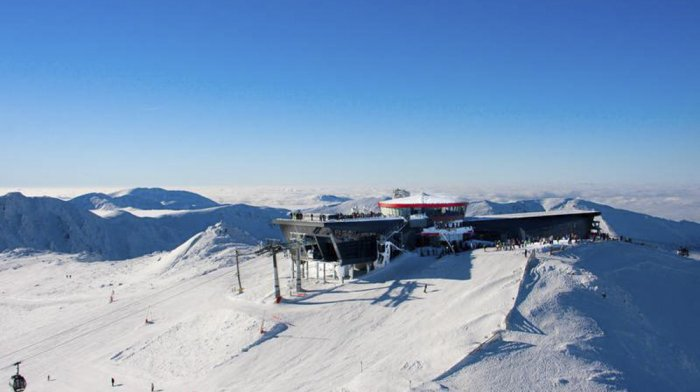 Ski resort Jasná - Low Tatras