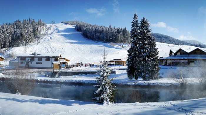 Skipark Meander Oravice