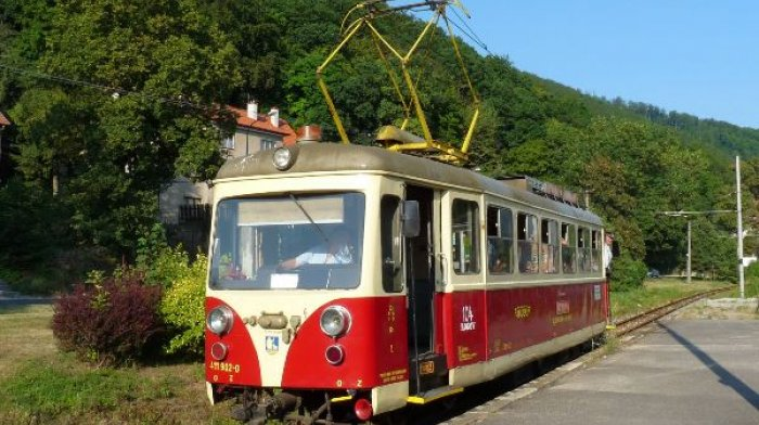 Trencin electric railway