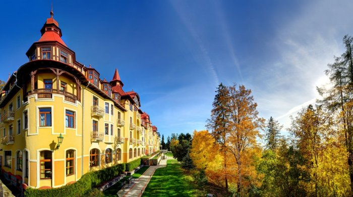 Discount in the exclusive Grand Prague 01.05 - 31.10.2015