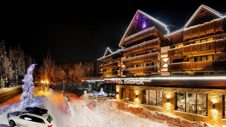 Wellness Hotel Chopok **** Jasna 1
