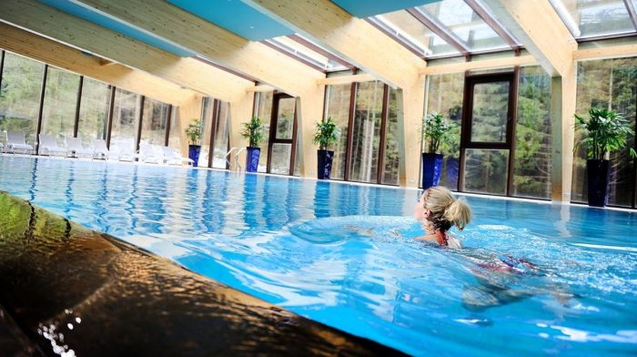 Wellness itt Jasna reggelivel
