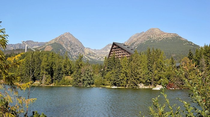 Discount on Exclusive Tatra hotel