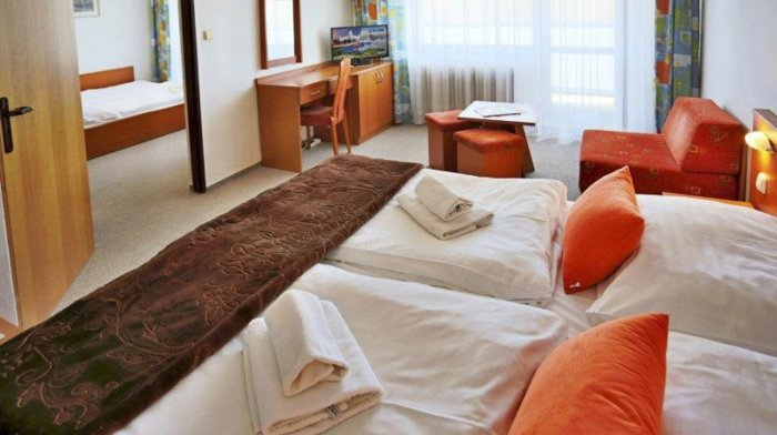 Discounted New Year Stay Hotel Urania