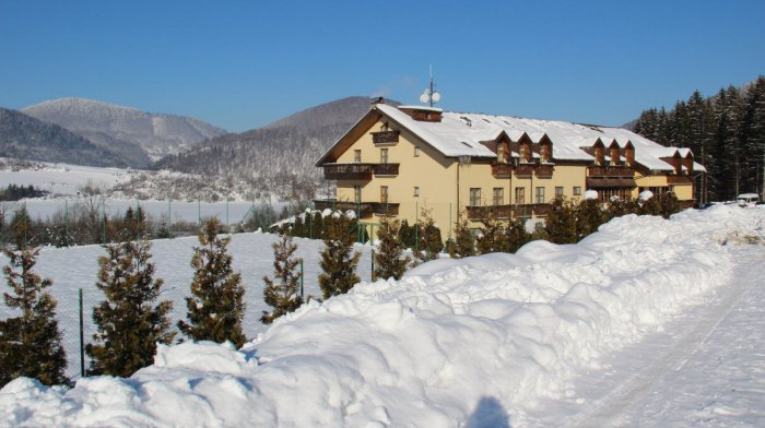 Discount for stay relax with wellness in Mala Fatra