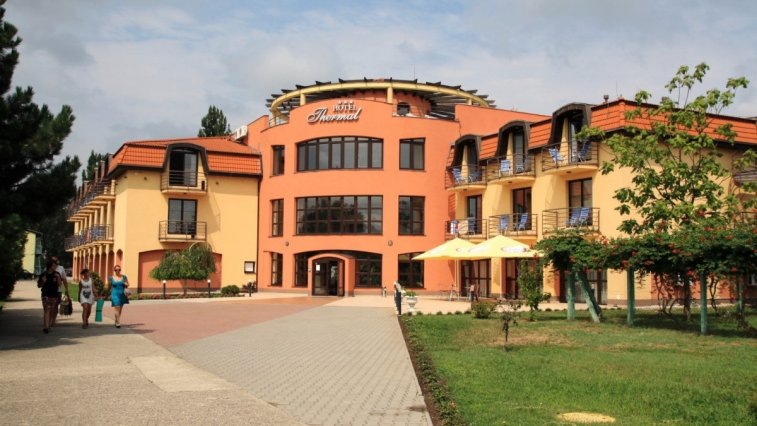 Vadaš Thermal resort *** Štúrovo 1