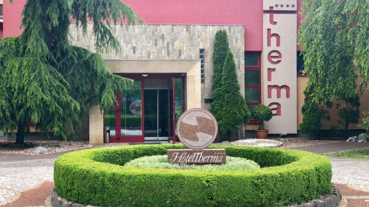 Hotel Therma **** Danube Wednesday 1