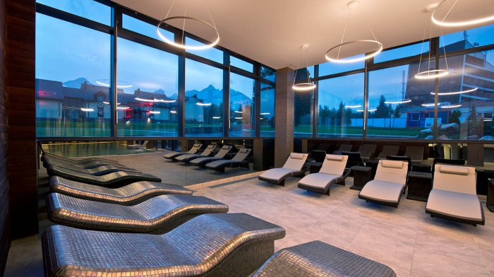 Relax and wellness stay in Tatras