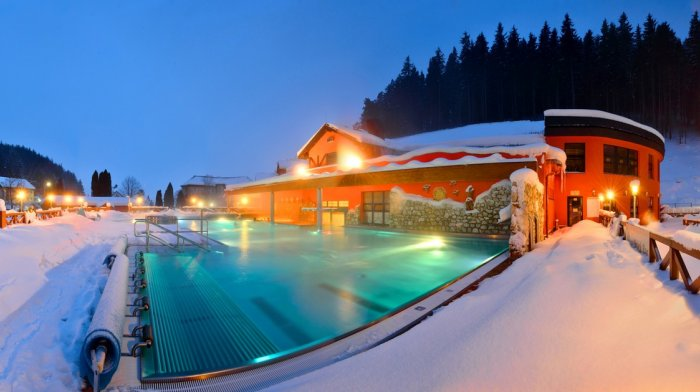 Ski wellness spa vacations Lucky