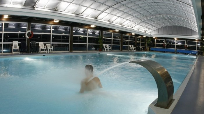 Wellness-Wochenende in der Therme