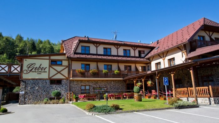 Summer vacation in Orava